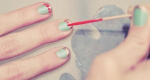 nail art domestica