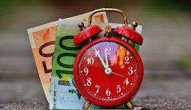 sveglia denaro